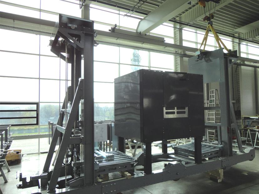 Assembling, Endmontage, Platinen, Abdeckungen, Laserteile, Schweißkonstruktionen